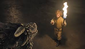 tyrion dragons